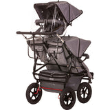 Triple Stroller by Adventure Buggy Co. Rain cover