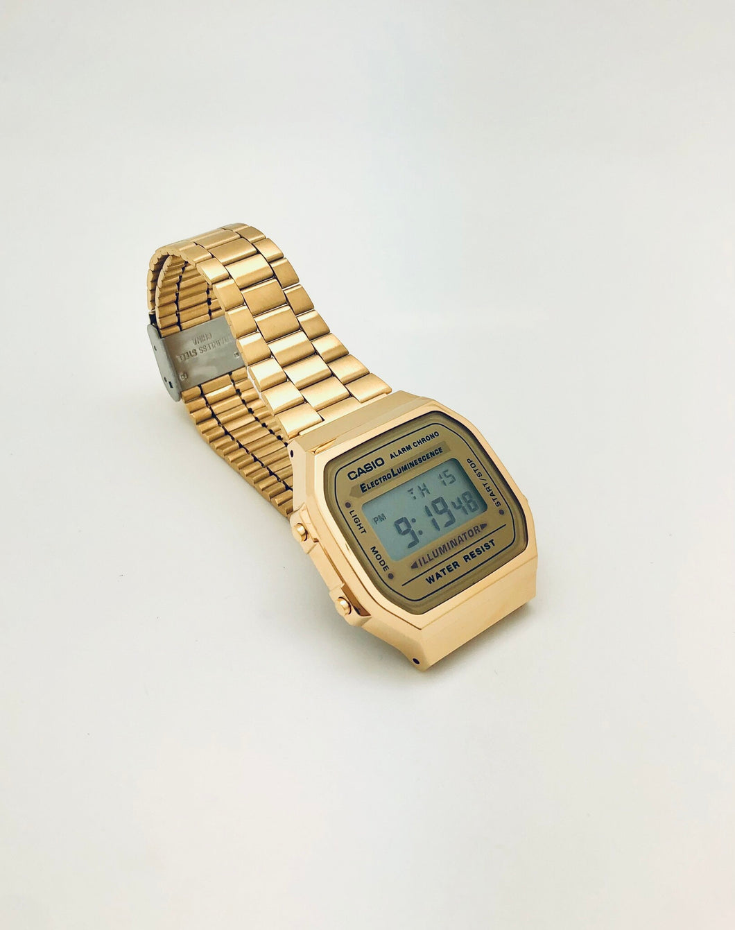Orologio Casio Gold plated Vintage
