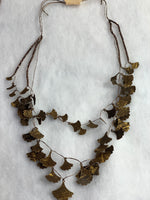 Fall Spread Necklace