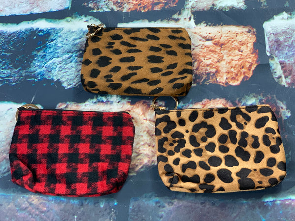Mini Change Purses