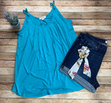 Perfect Pleat Tank