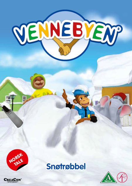 DVD - Jul i Vennebyen