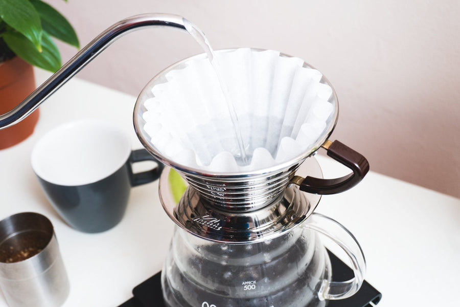 Cafetera Kalita Wave 185 mm