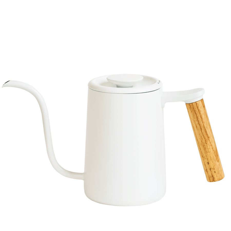 Tetera TIMEMORE fish youth kettle blanca