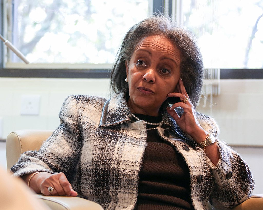 What does Sahle-Work-Zewde's appointment as first female President mean for Ethiopia?