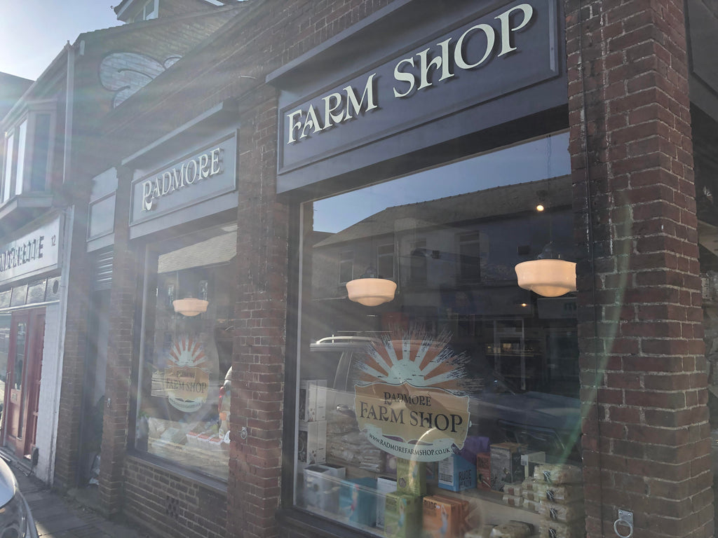 Radmore Farm Shop in Cambridge