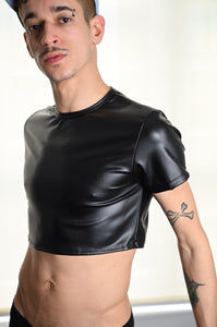 Vegan Crop Top