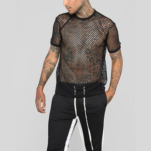 Mesh Fishnet T up to 5xxL