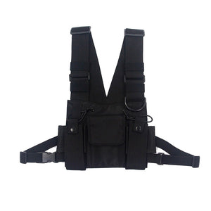 Black Tactical Bag