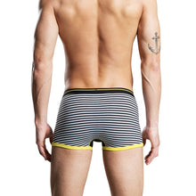 Color Stripe Boxer Briefs