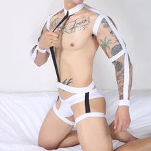 Body Harness Elastic Shoulder Arm Bands