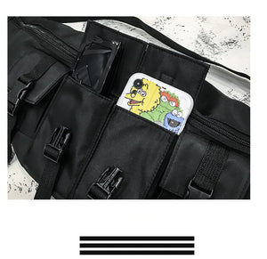 Water resistant Crossbody Bag