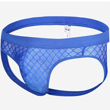 Net Lace Transparent Jock