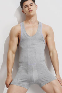 Tank-Tops Solid Bodysui