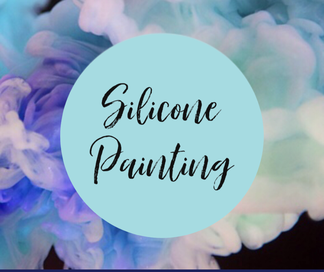 Silicone Painting Class