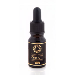 Organic CBD Oil Drops