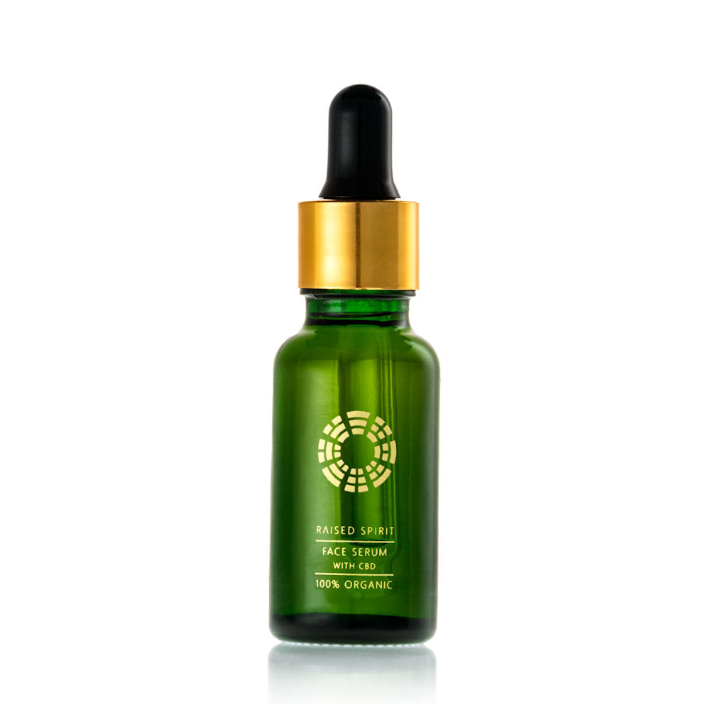Organic CBD Face Serum