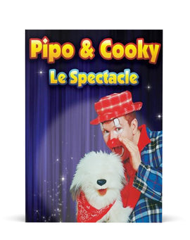 Le spectacle, Pipo & Cooky (DVD)