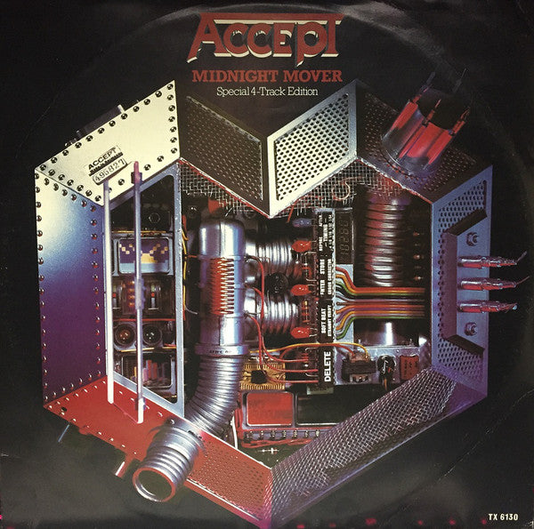 Accept ‎– Midnight Mover