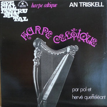 An Triskell ‎– Harpe Celtique