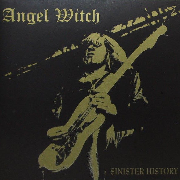 Angel Witch ‎– Sinister History