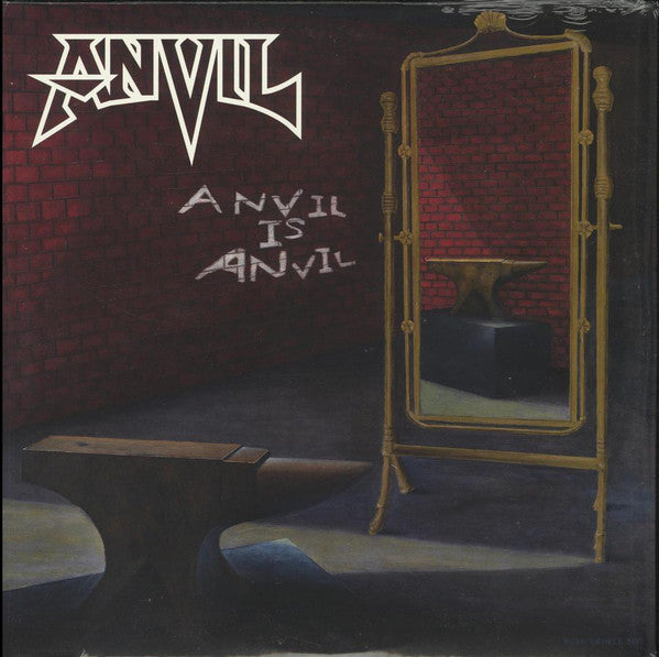 Anvil ‎– Anvil Is Anvil