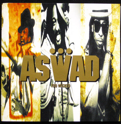 Aswad ‎– Too Wicked