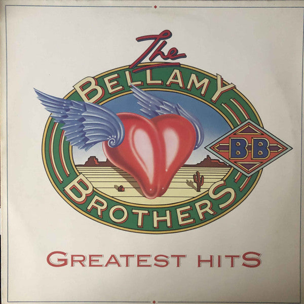Bellamy Brothers ‎– Greatest Hits