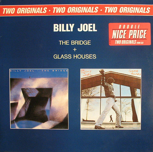 Billy Joel ‎– The Bridge + Glass Houses