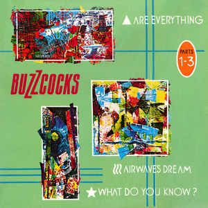 Buzzcocks ‎– Parts 1-3