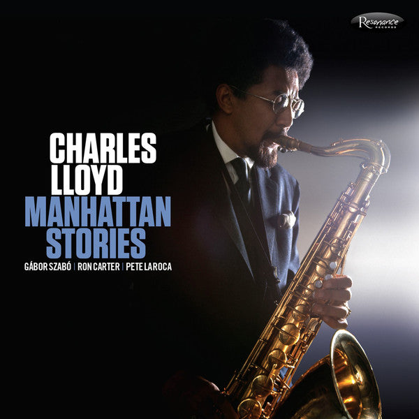 Charles Lloyd ‎– Manhattan Stories