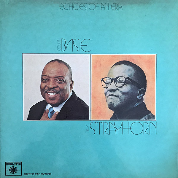 Count Basie / Billy Strayhorn ‎– Echoes Of An Era