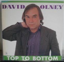 David Olney ‎– Top To Bottom