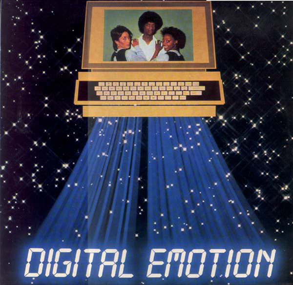 Digital Emotion ‎– Digital Emotion
