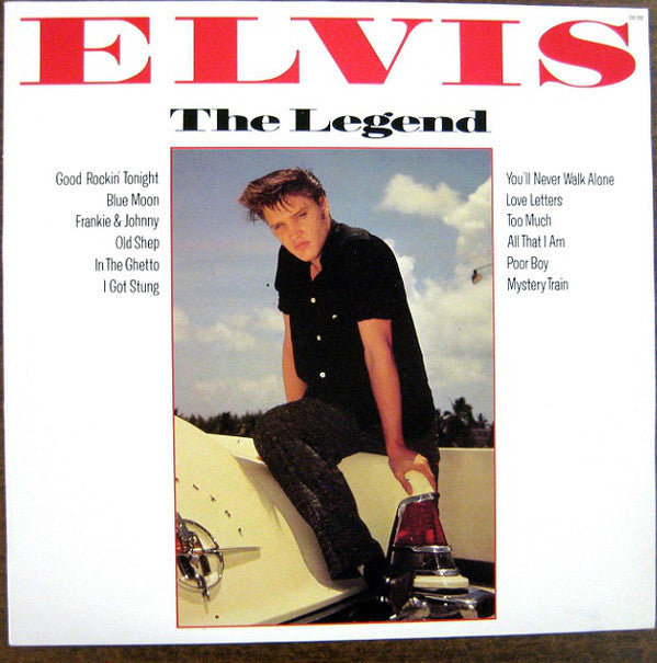 Elvis Presley ‎– The Legend