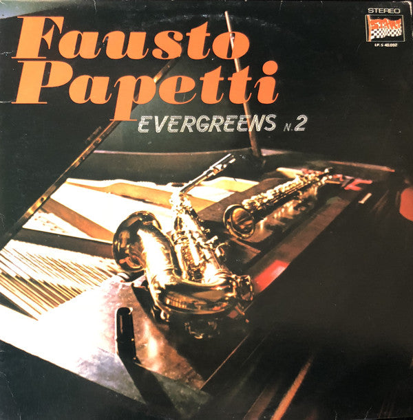 Fausto Papetti ‎– Evergreens N.2