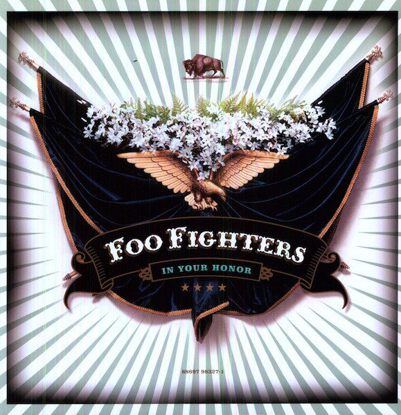 Foo Fighters ‎– In Your Honor