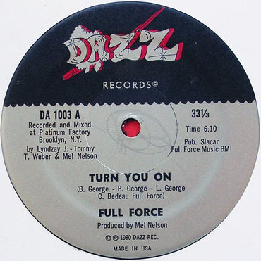 Full Force ‎– Turn You On