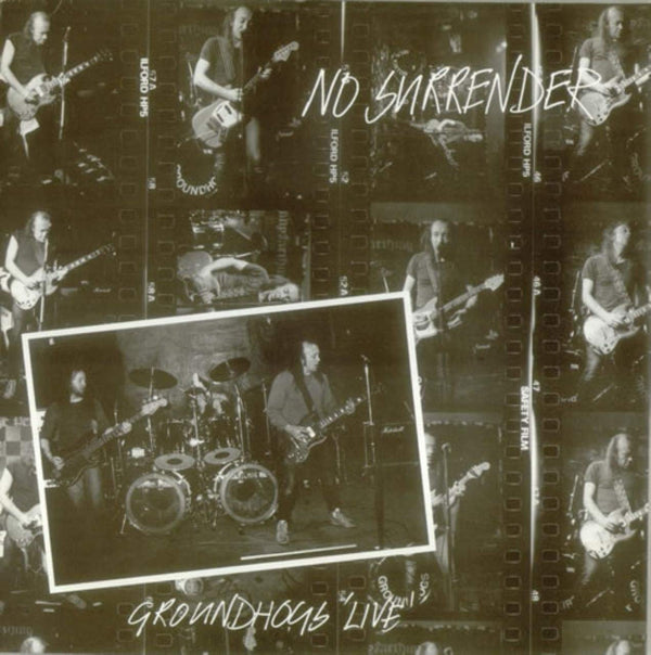 Groundhogs ‎– No Surrender