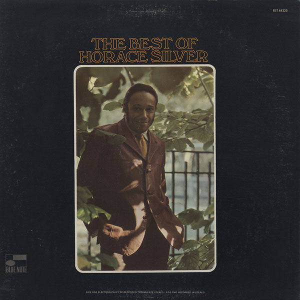 Horace Silver ‎– The Best Of Horace Silver
