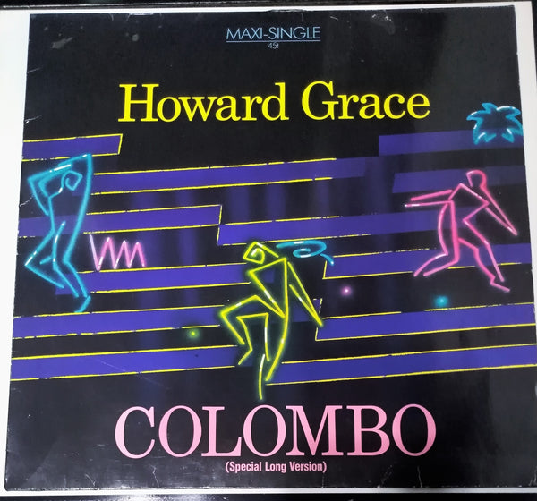 Howard Grace ‎– Colombo