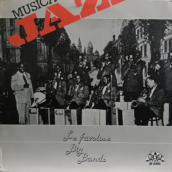 Various ‎– Le Favolose Big Bands