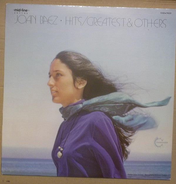 Joan Baez ‎– Hits/Greatest & Others