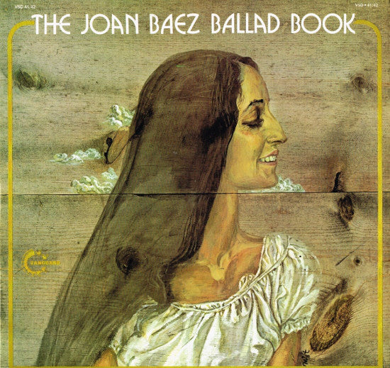 Joan Baez ‎– The Joan Baez Ballad Book
