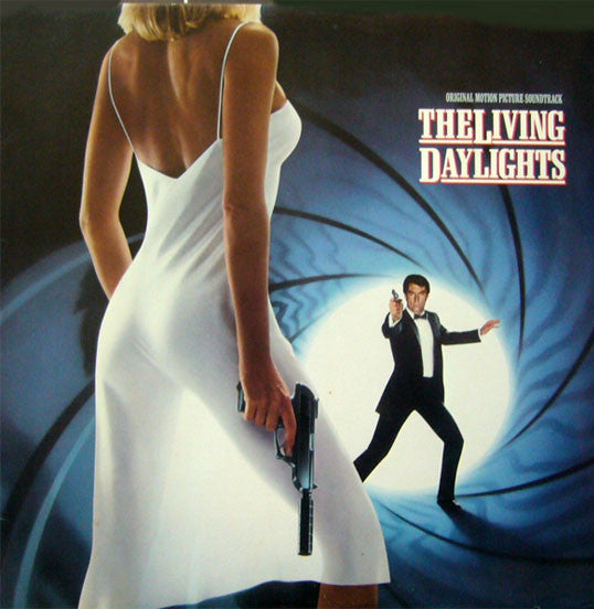 John Barry, Various ‎– The Living Daylights (Original Motion Picture Soundtrack)