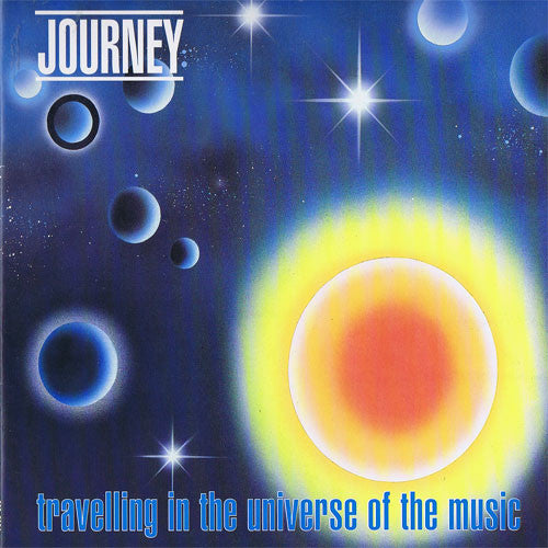 Journey ‎– Travelling In The Universe Of The Music