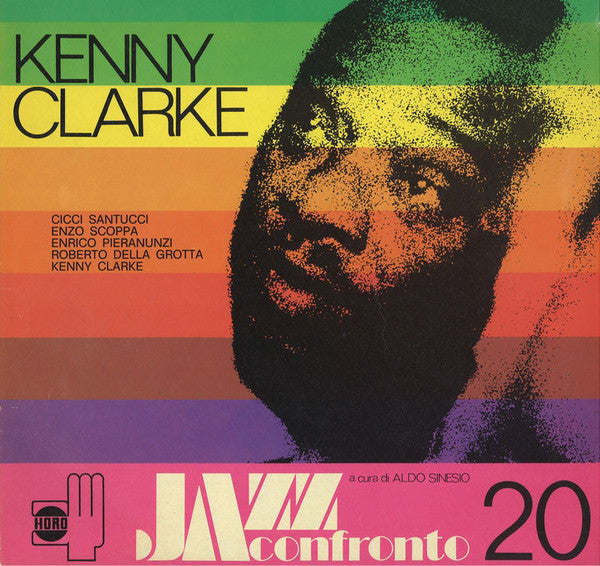 Kenny Clarke ‎– Jazz A Confronto 20
