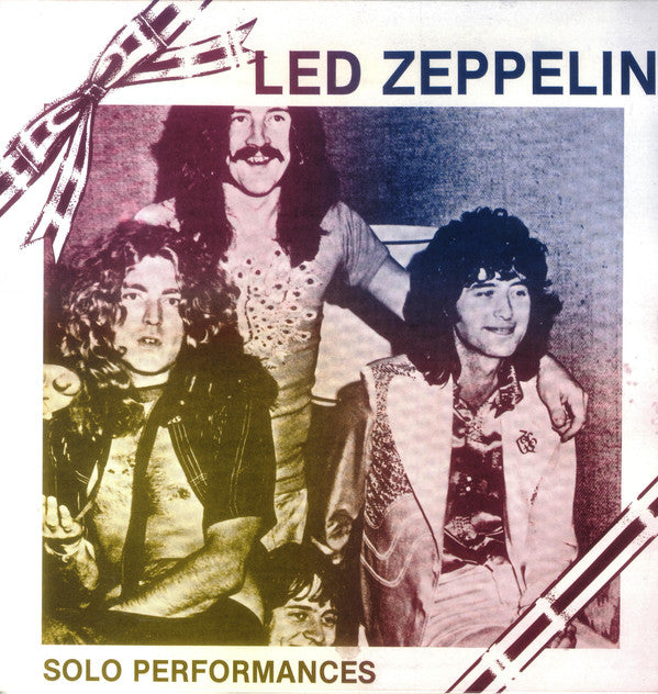 Led Zeppelin ‎– Solo Performances