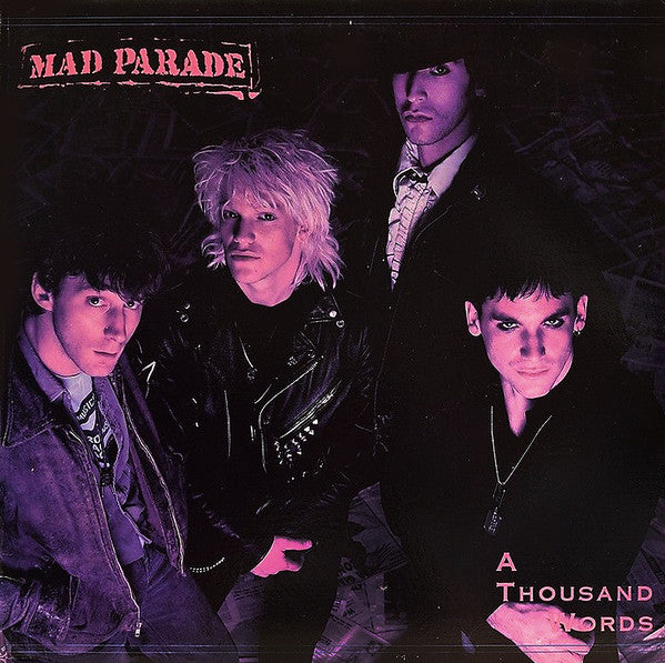 Mad Parade ‎– A Thousand Words