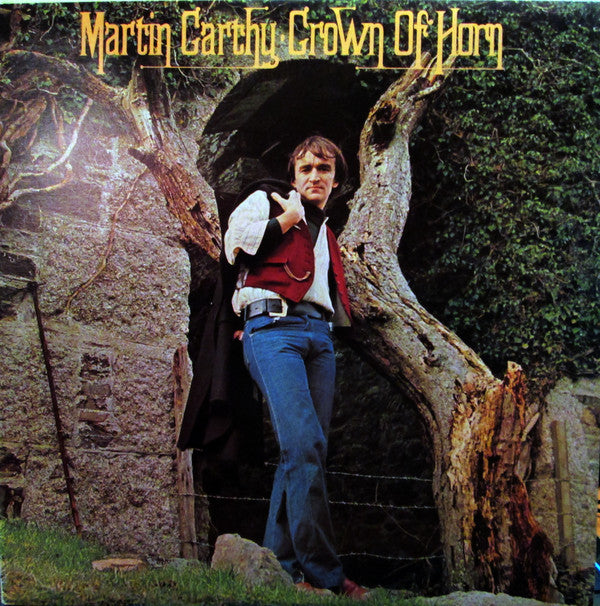 Martin Carthy ‎– Crown Of Horn